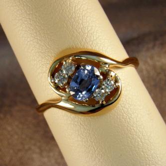 Jewelry Laser Welding - Prongs Repairs