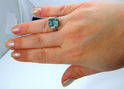 Statement Rings in Gold and Silver