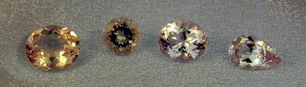 Morganite Stone • Meaning • Gemstone