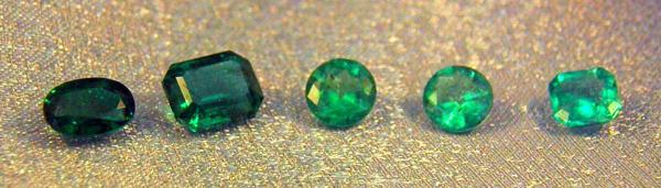 Emerald Stones • Aquamarine Gemstone • Morganite