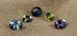 What Are Sapphires • What are They Made Of • Sapphire Colors • Bi Color Saphires