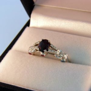 Alexandrite Mother s Ring