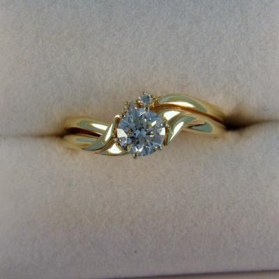 CroppedImage400400 1 2ct diamond remount