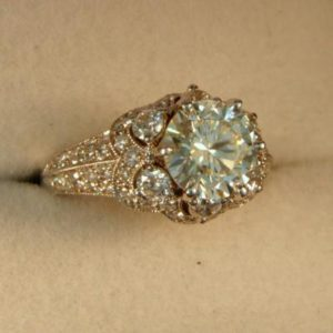CroppedImage400400 2.00ct SI1 K diamond remount