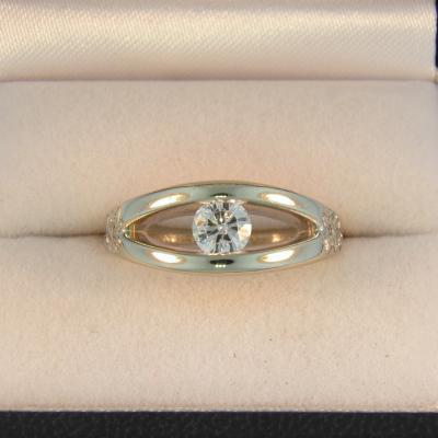 CroppedImage400400 Bens custom diamond ring