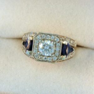 CroppedImage400400 diamond sapp halo ring