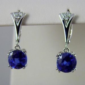 CroppedImage400400 nepalese kyanite earrings 3.50cttw