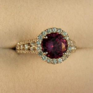 CroppedImage400400 purple spinel halo ring