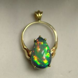 CroppedImage400400 ring to opal pendant project