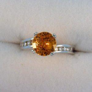 CroppedImage400400 round mandarin garnet ring