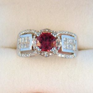 Imperial Spinel Ring