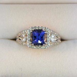 Tanzanite Dream Ring