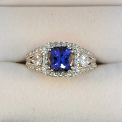 Tanzanite Dream Ring