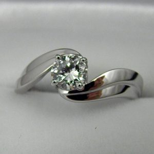 beautiful diamond ring