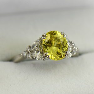 yellowchrysoberylring