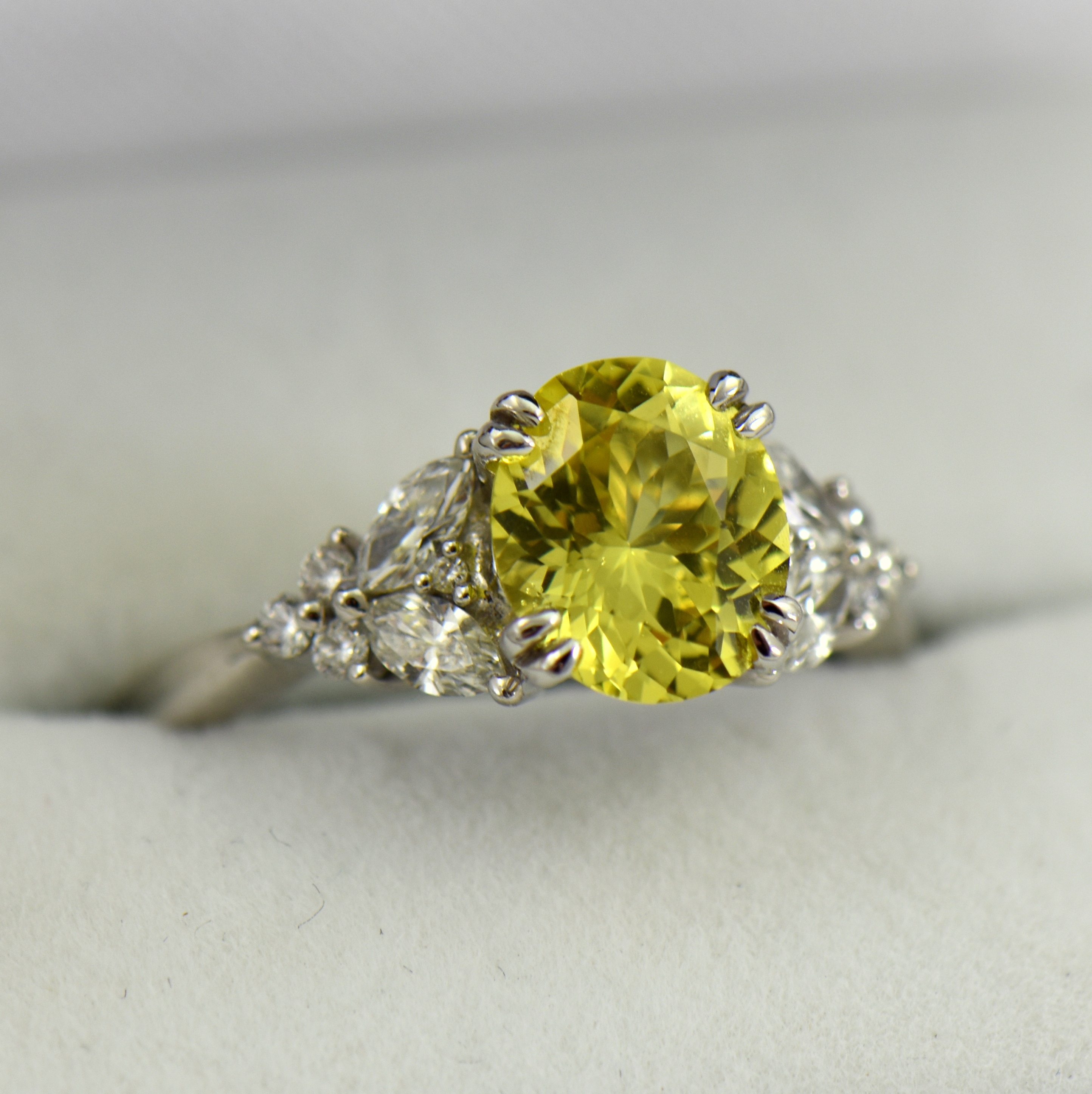 yellowchrysoberylring