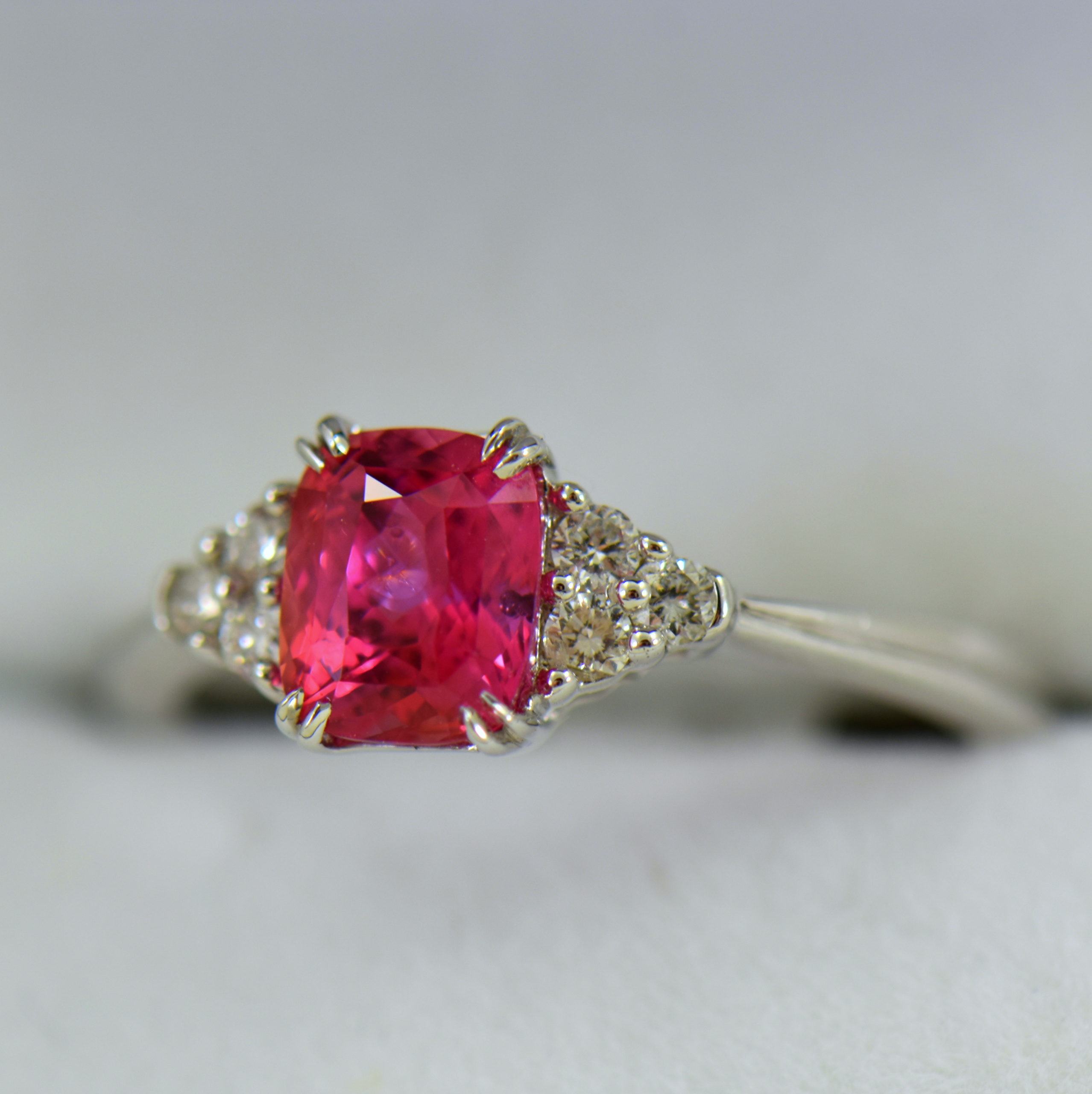 Meaning Of Pink Sapphire Engagement Rings
