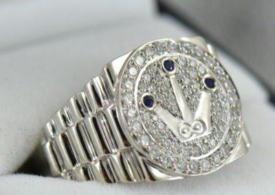 Custom Gents Rolex Inspired Diamond RIng 2.JPG