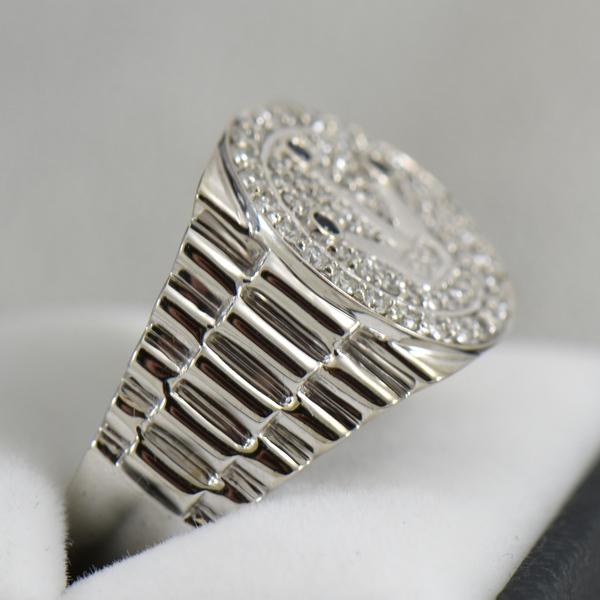 Custom Gents Rolex Inspired Diamond RIng 3.JPG