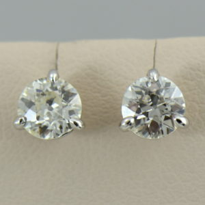 97ctw old european cut diamond martini stud earrings 2.JPG