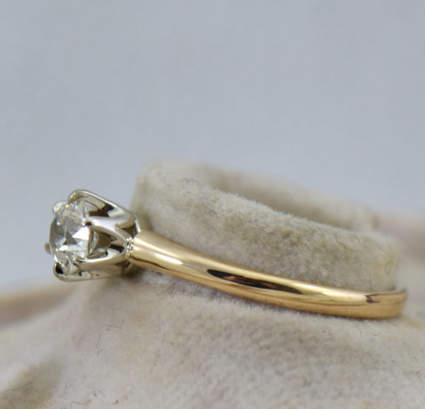 Half Carat Old European Diamond Solitaire Ring 3.JPG