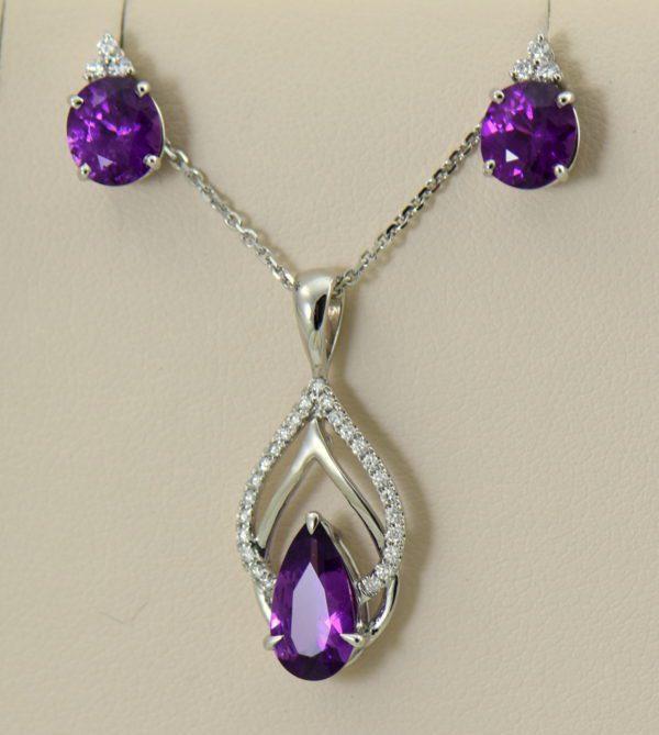 Mozambique Purple Garnet Set.JPG