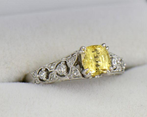 Unheated Butter Yellow Sapphire Engagement Ring 2.JPG