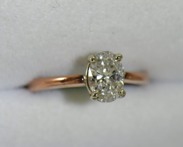 1ct oval diamond solitaire rose gold engagement ring 5.JPG