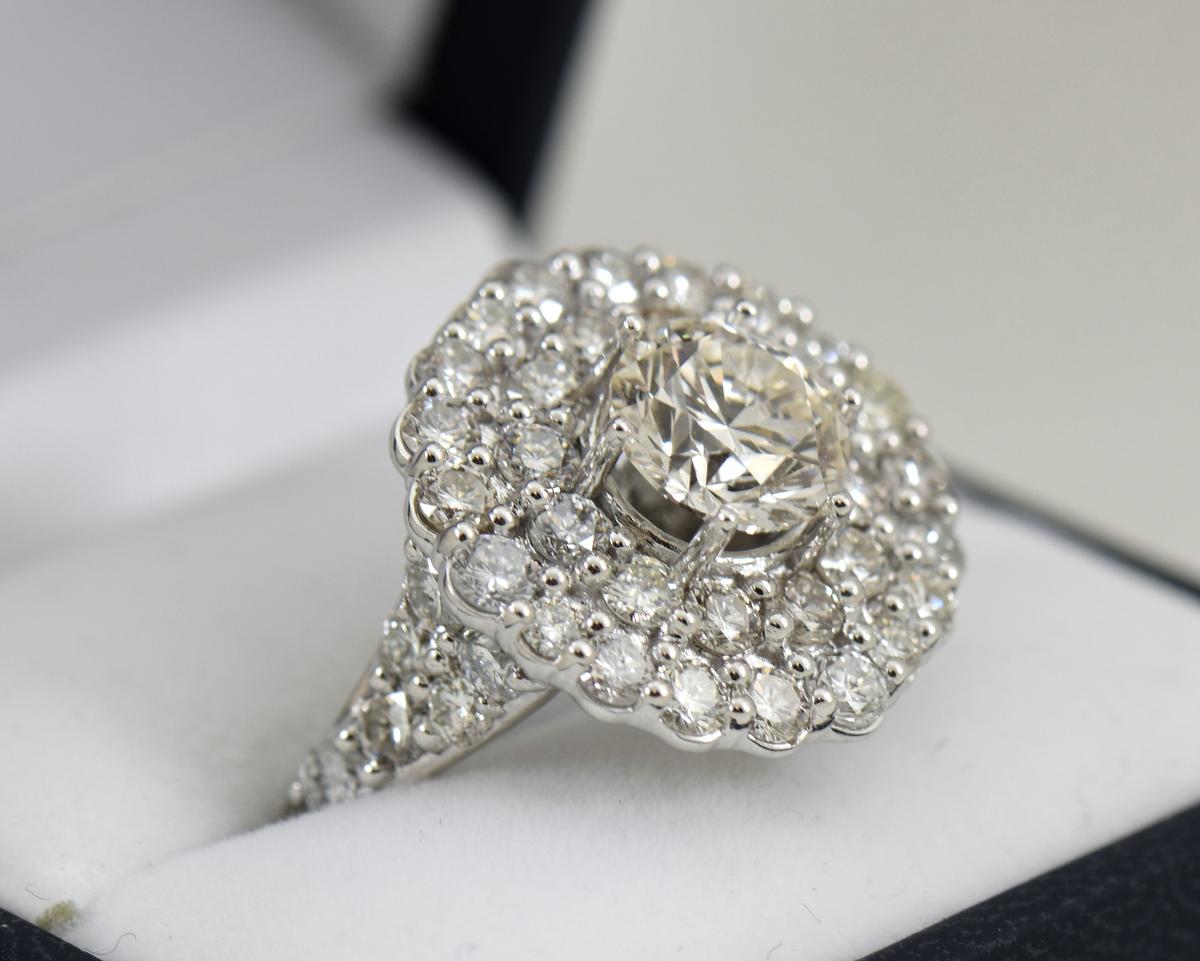 Custom Double Halo Engagement Ring with 3ct Diamond center VS JK 3.JPG