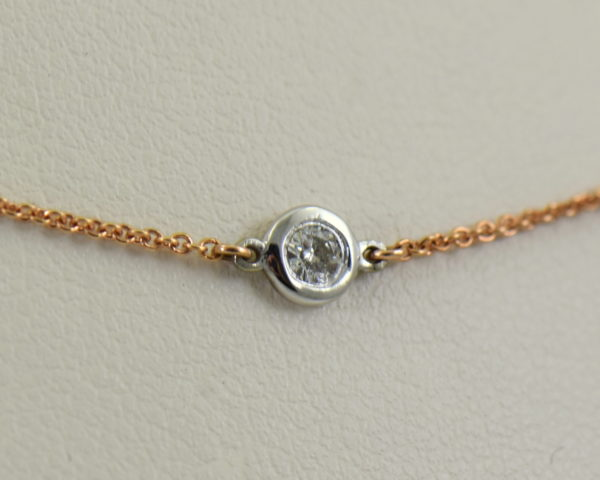 Diamonds By The Yard Necklaces In White Rose Gold 3.JPG